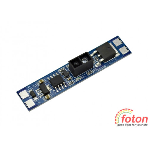 Switch dimmable with infrared sensor...