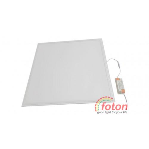 Slim LED Panel 40W, 595*595mm